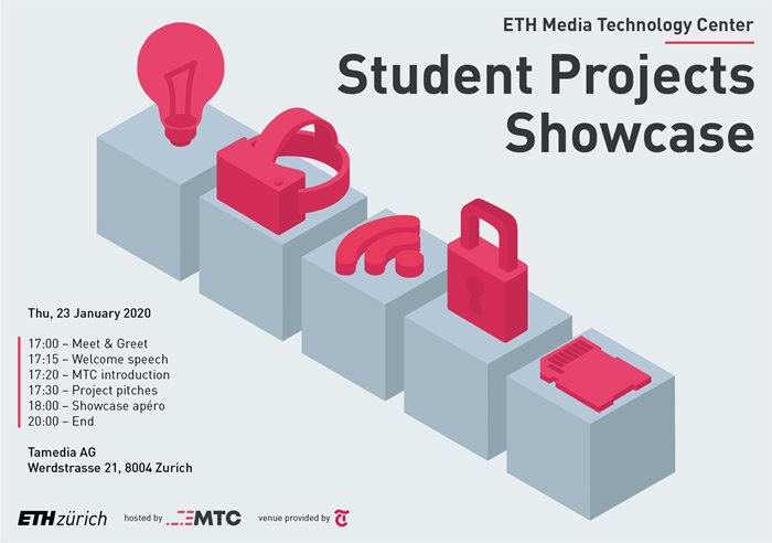MTC: Student Projects Showcase