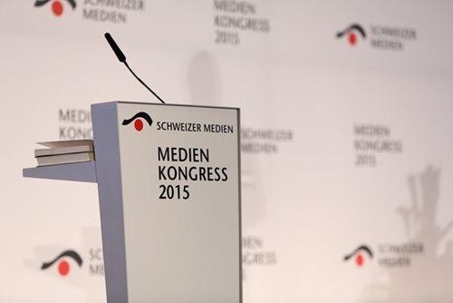 Schweizer Medienkongress 2015